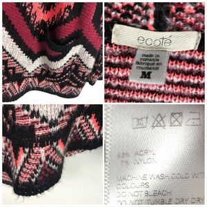 Urban Outfitters Sweaters - Urban Outfitters Ecote Tribal Open Front Cardigan